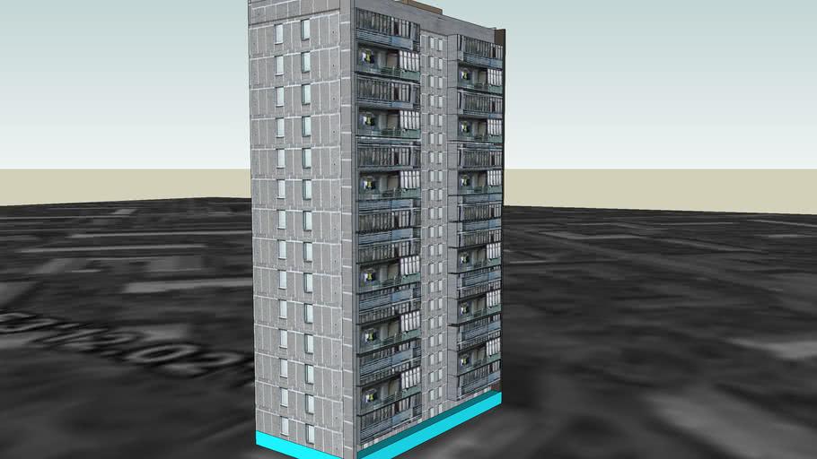 Orbiter home tower