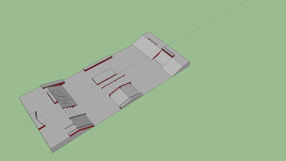 Proyecto SkatePark 1