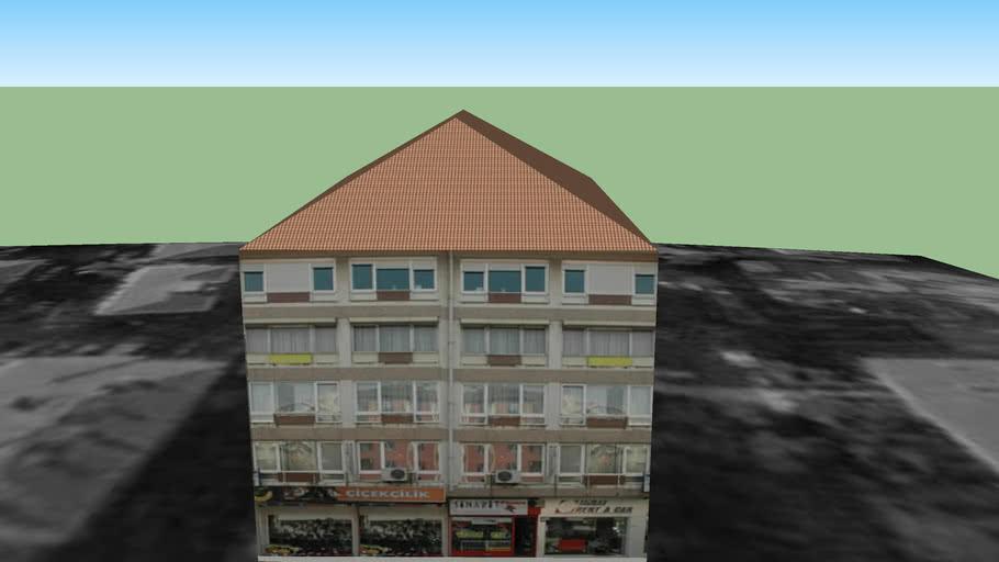Bağdat Caddesi 2513 ada bina 05