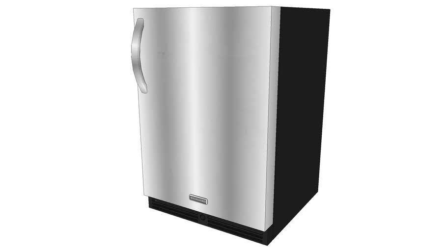 Kitchenaid Undercounter Refrigerator 3d Warehouse