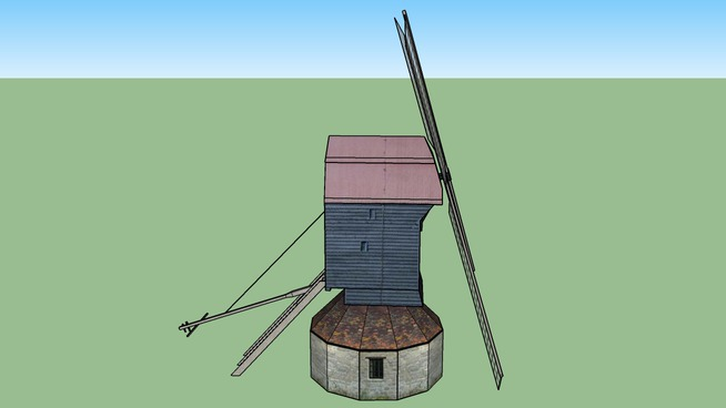 Windmill, Stevington - UK