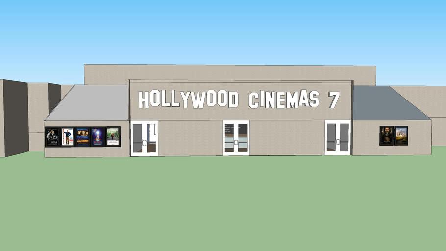 Hollywood Cinemas 7 (January 16th 2004 Set)