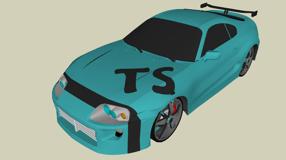 Toyota Supra TS
