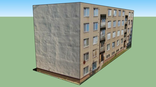 Bytový dům Boskovice Bílkova 46-48
