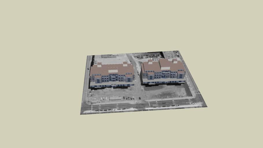 Lexington Twin Courthouses