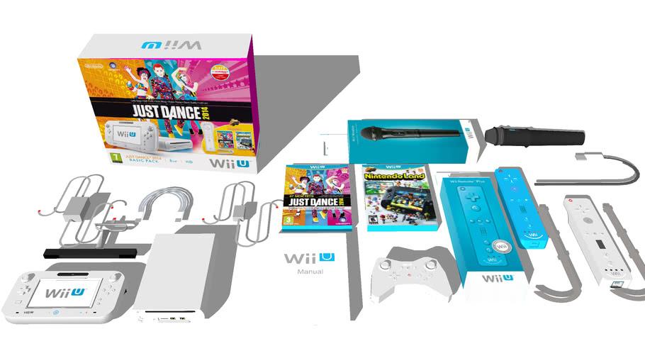 Wii U Just Dance 2014 Bundle (4.4MB)
