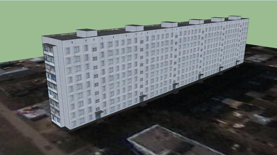 Бирюлевская улица, 32