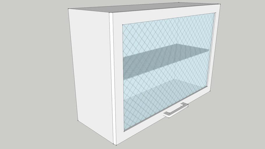 900 Wall HK Single Top-lift Module with Glass Shutter 900X300X600 CID_CP10000162