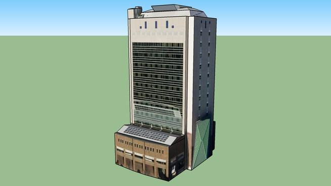 Building in 〒537-0025