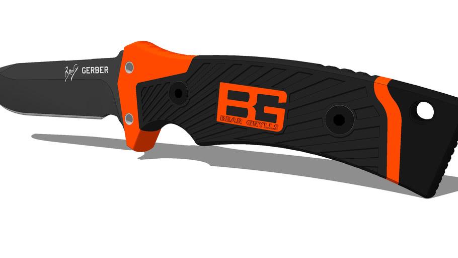 Bear Grylls Ultimate Knife PRO v2.0
