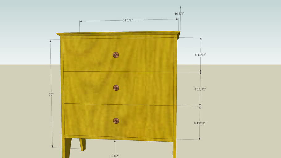 marta's dresser