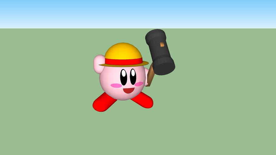 Kirby luffy