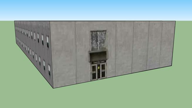 College of Public Health Building