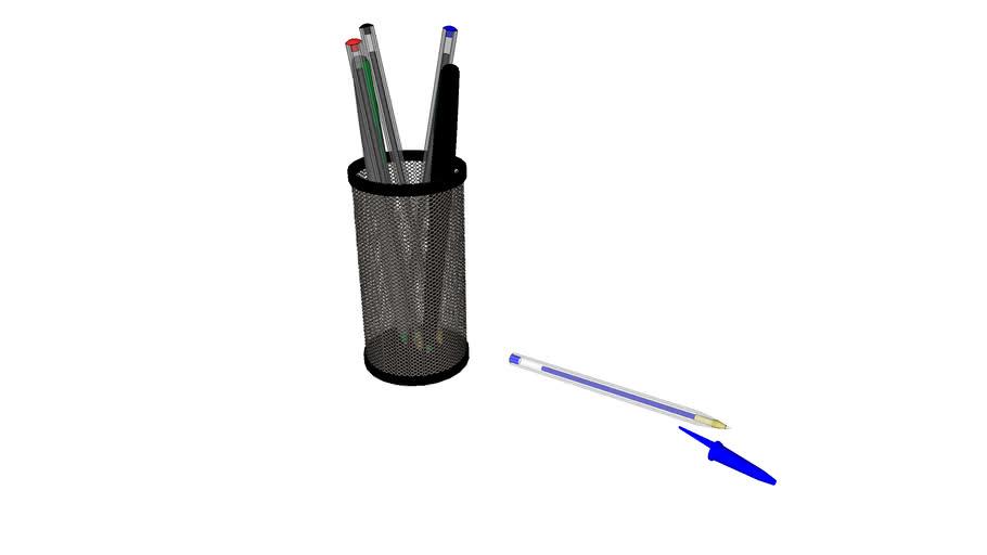 Suporte de canetas