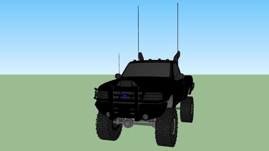 Ford Ranger Powerstroke