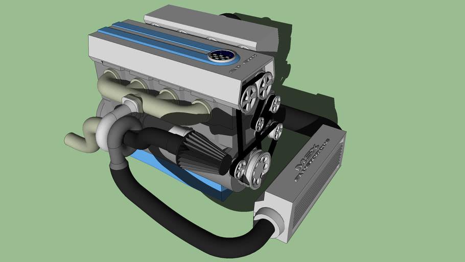 MSX 2.0 CTDi turbo diesel inline 4
