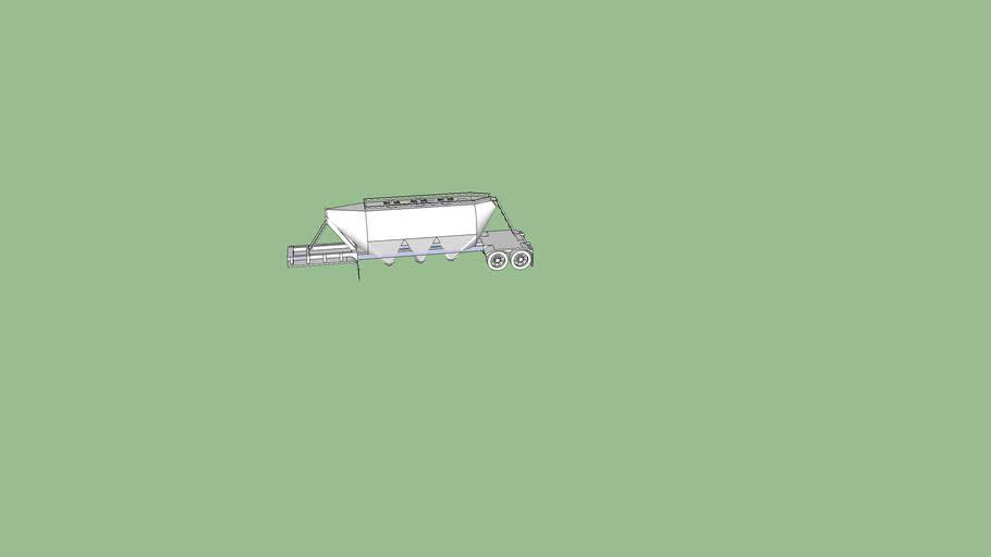pneumatic tanker