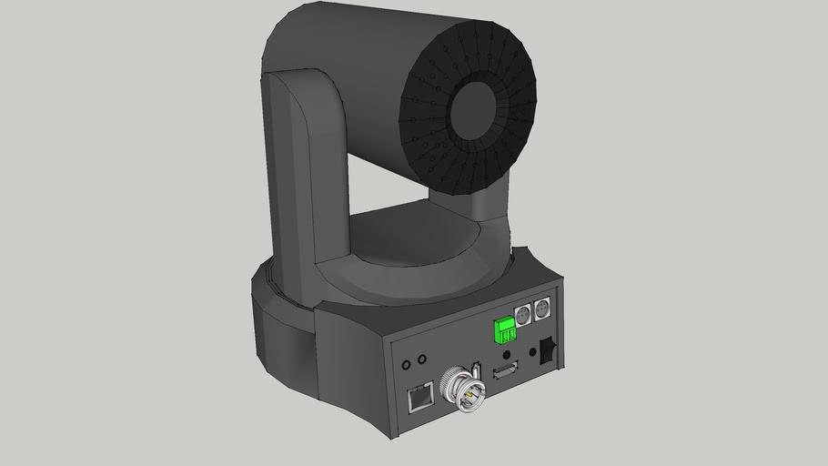 PTZOptics 12X HD-SDI PTZ Camera