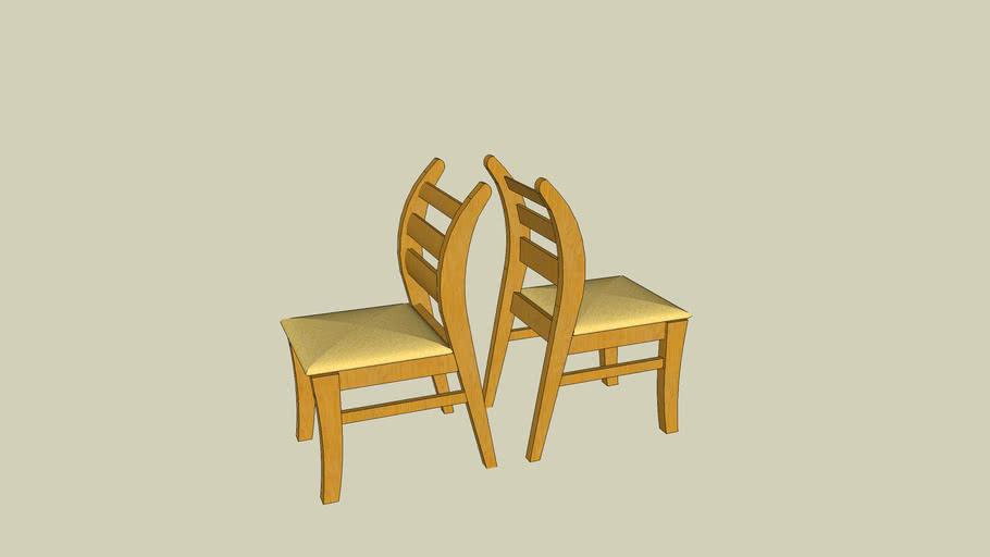木头椅子(Chair)
