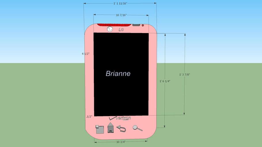 My Phone By: Brianne