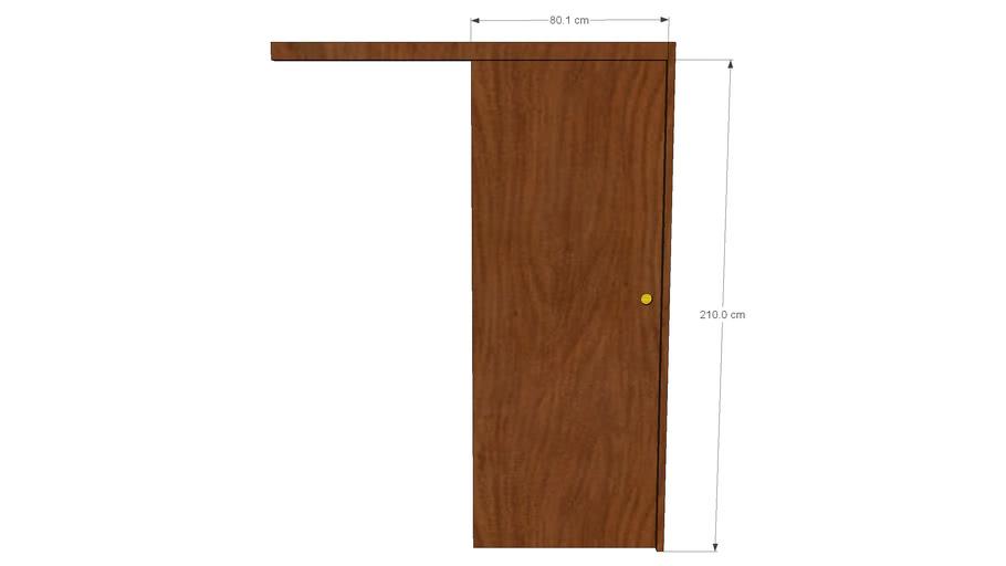 Porta Scorrevole Esterna | 3D Warehouse