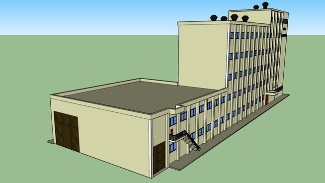Gülbay Un Fabrikası