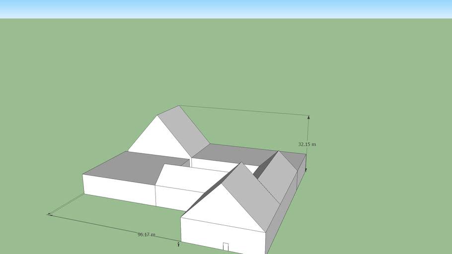 huis met binnenplaats