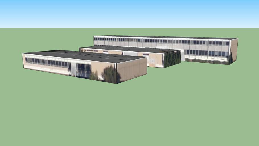 Building in Huntsville, AL, USA