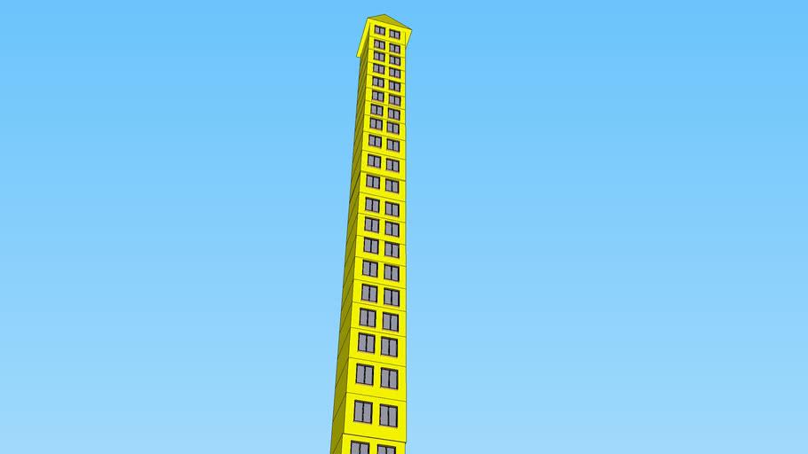 Tower Bloxx Final tower
