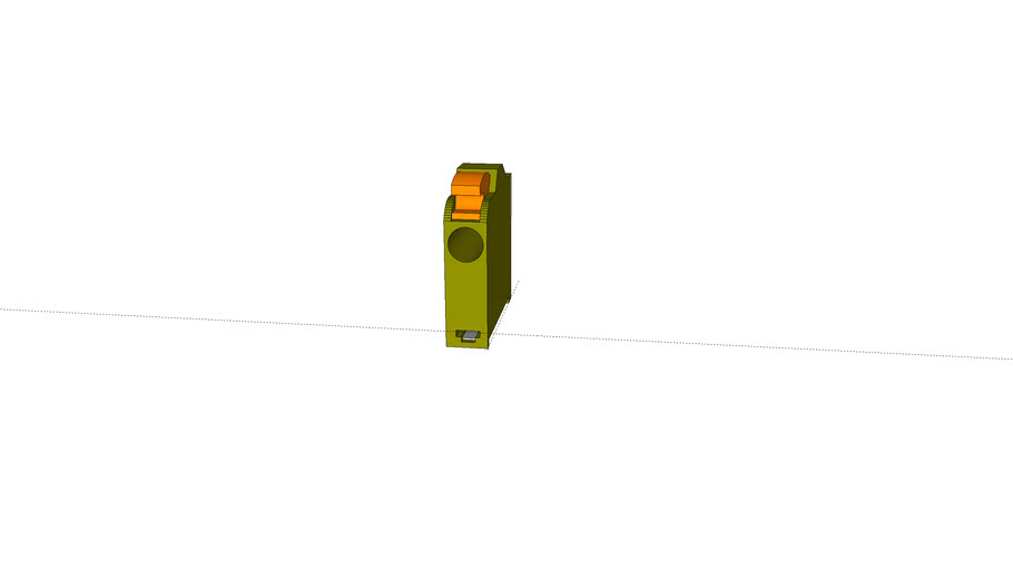 spring_type_straight_plug voltage terminal