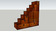 F - STAIR - Cabinet