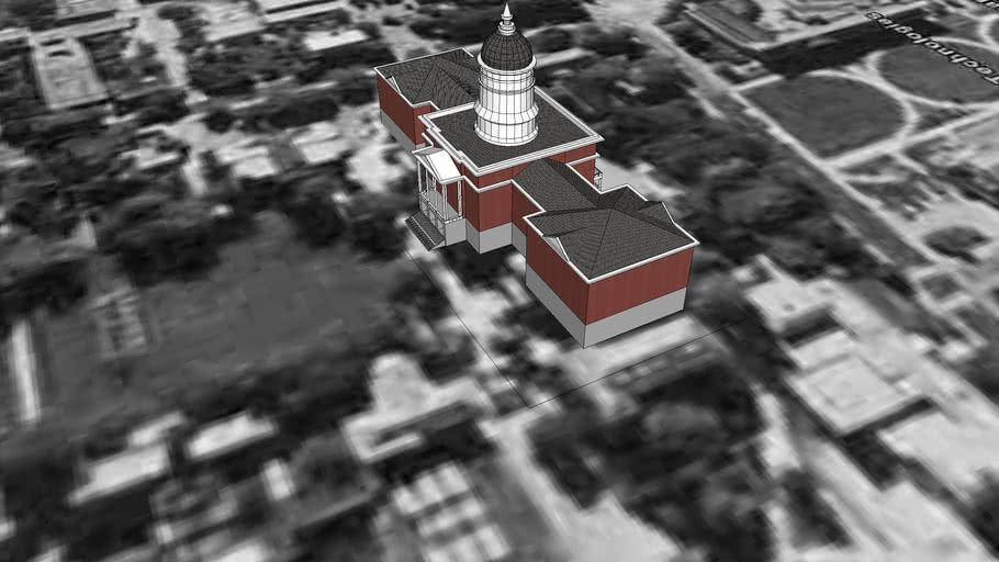 Jesse Hall, University of Missouri-Columbia