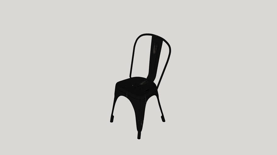 Fineview Armless Chair