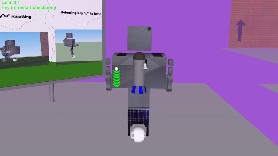 Robot jump! sp 3.1
