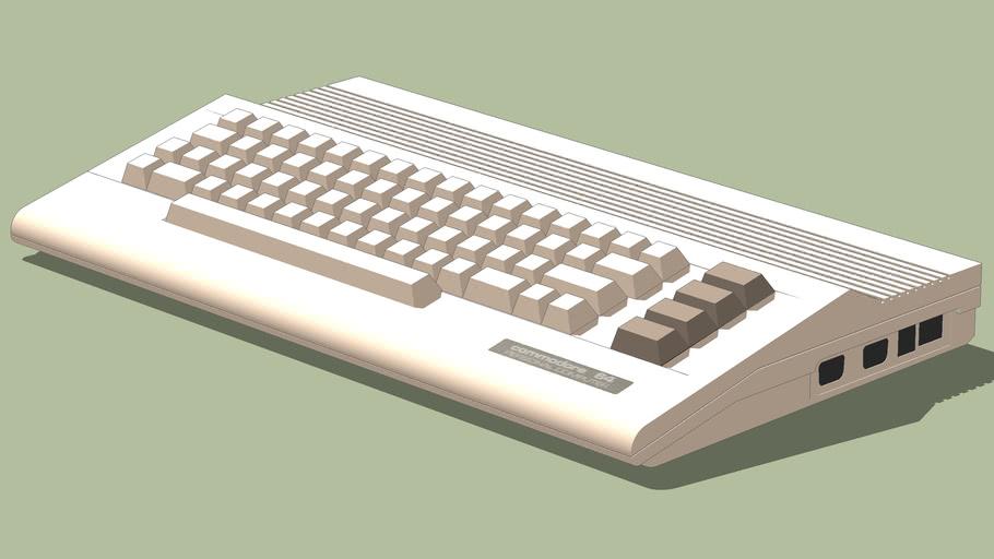 Commodore C64C