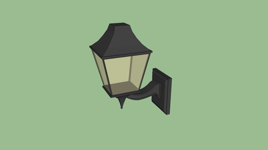 Outdoor Gas Lamp