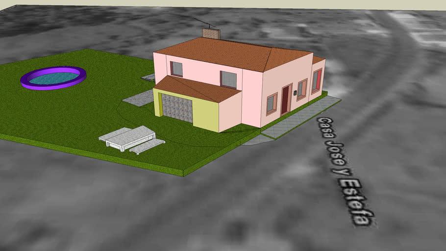 Casa de campo ( de Estefa y Jose ) en Limodre,cruce de Redes