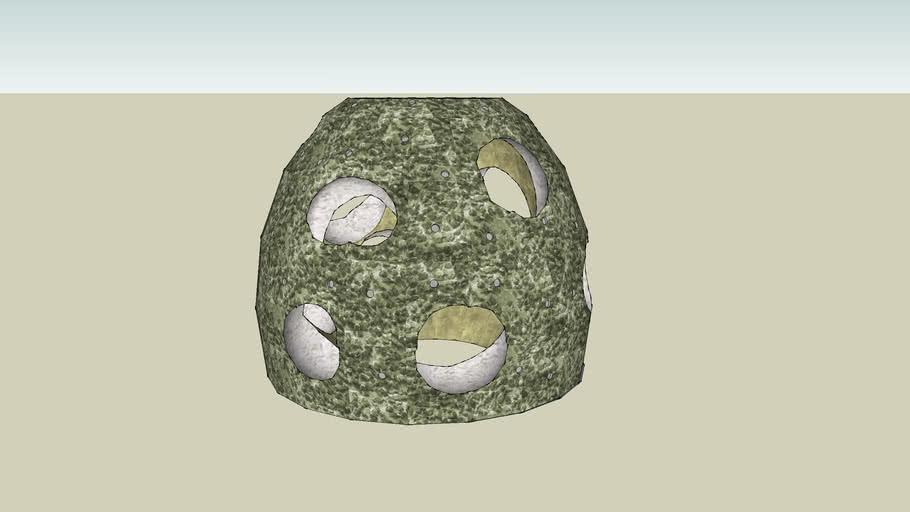Goliath Artificial Reef Module (sized Reef Ball)