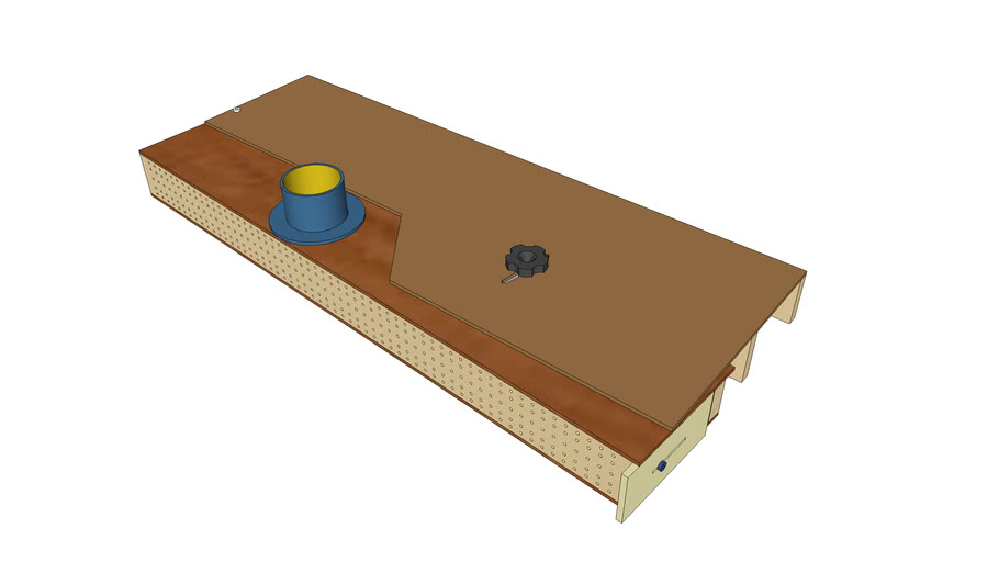 Taper Jig with vacuum clamping