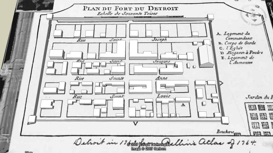 Fort Detroit