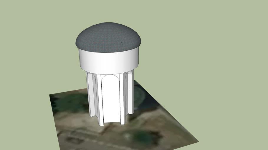 Turnul de apa Oltenita