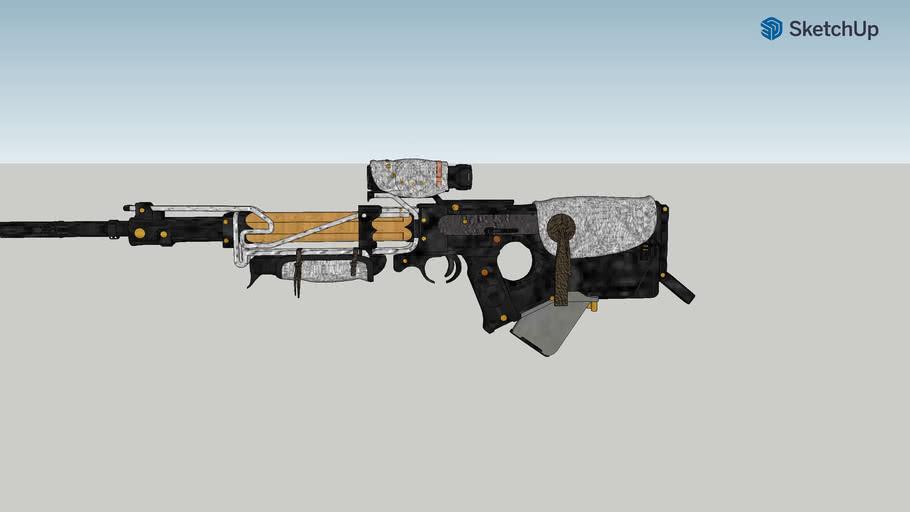 Night Watch (PAINTED) Destiny 2