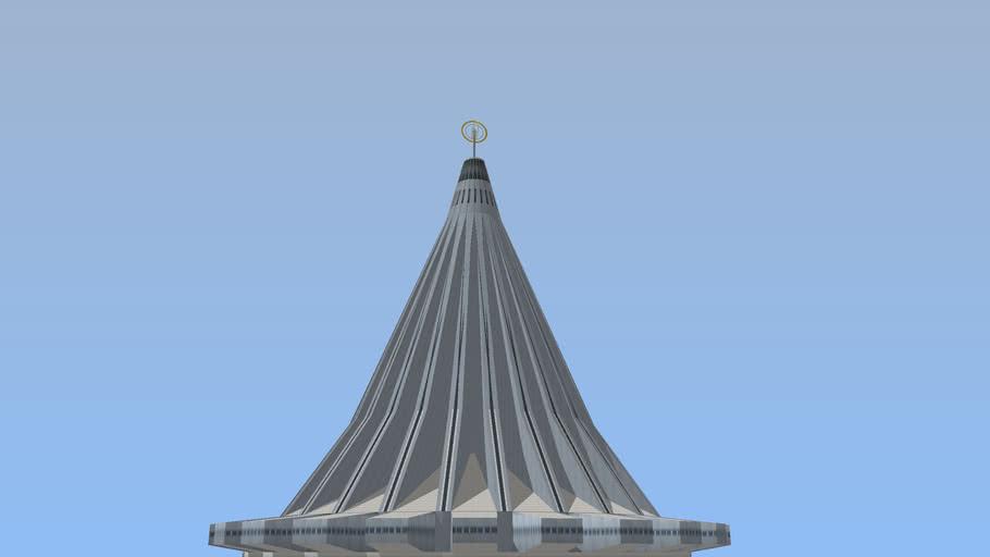 Santuario della Madonna delle Lacrime, Siracusa