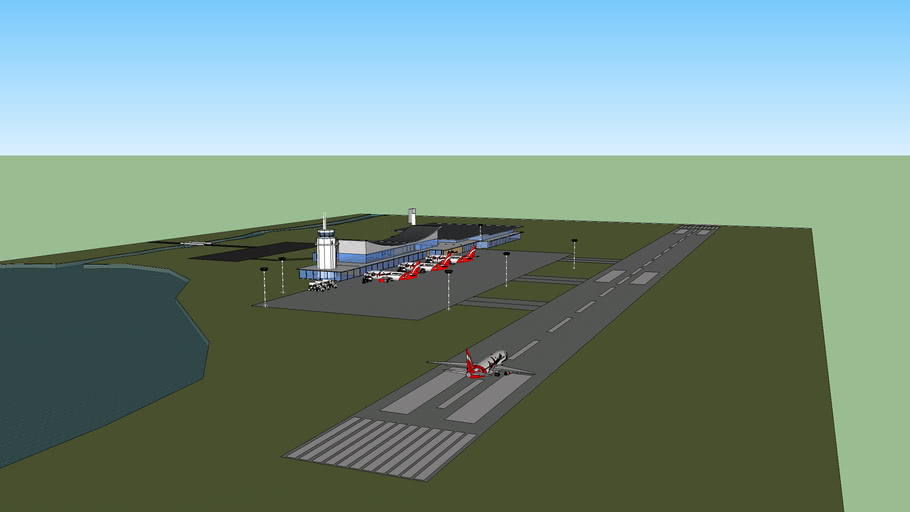 Low Cost Airport 2