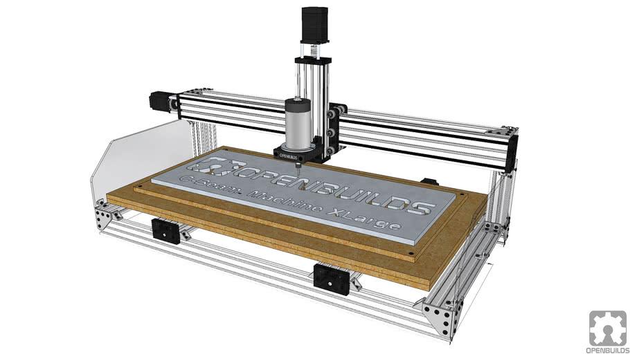 OpenBuilds® C-Beam Machine XLarge Mechanical Bundle