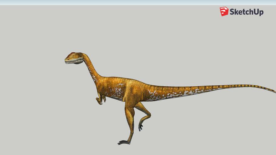 my animated megapnosaurus