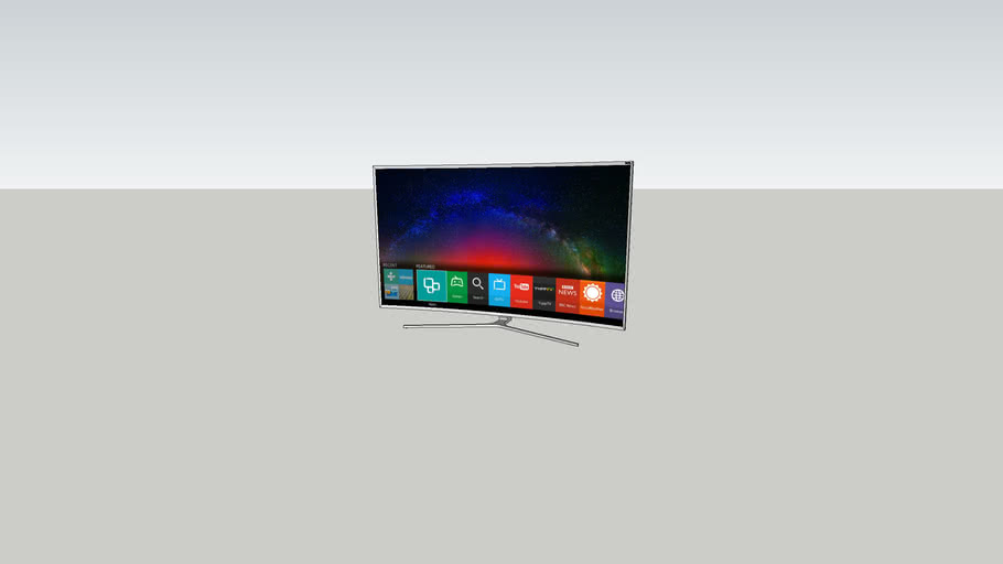 "SAMSUNG 65"" UHD 4K Curved Smart TV HU9000 Series 9"