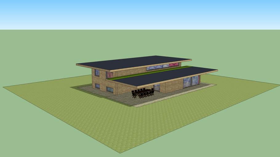 Abitazione fotovoltaica Sorrento 30 kWp
