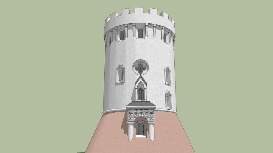 Castle of Ardud.