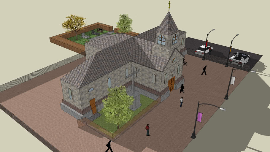 Church (not real)